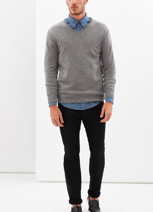 Pullover misto lana e cashmere | OVS