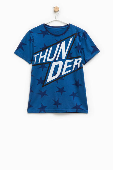 Star T-shirt with print
