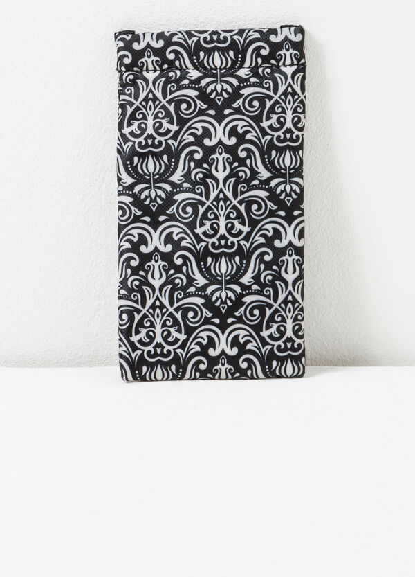 Patterned glasses case | OVS