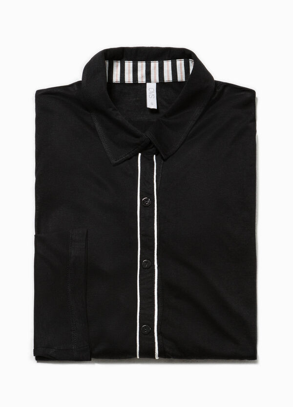 Camiseta de pijama con bajo asimétrico | OVS