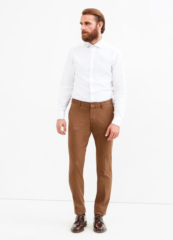 Pantalón con estampado pequeño Rumford | OVS