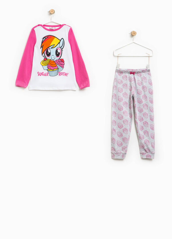Patterned pyjamas and My Little Pony print | OVS