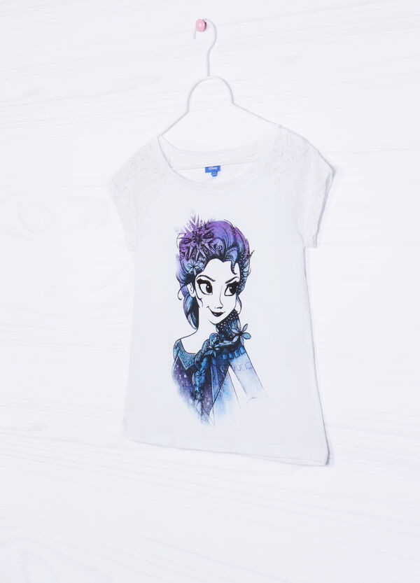 100% cotton T-shirt with Disney print | OVS