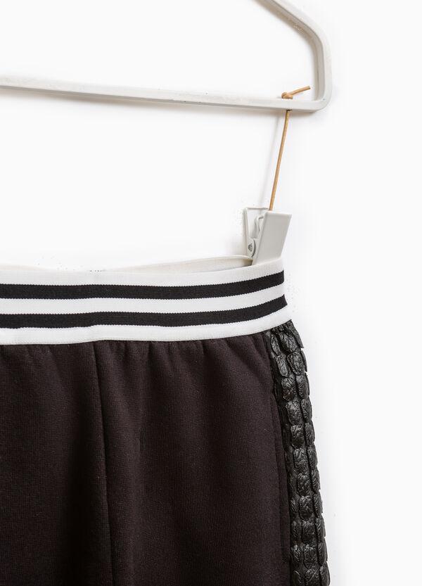 Pantaloni con bande laterali   OVS