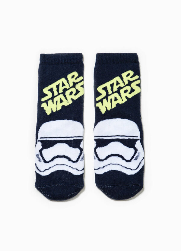 Slipper socks with Star Wars embroidery | OVS