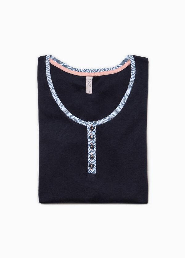 Camiseta de pijama de algodón | OVS