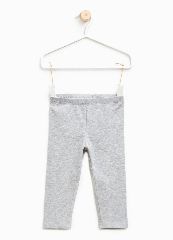 Pantaloni stretch con vita elasticata | OVS