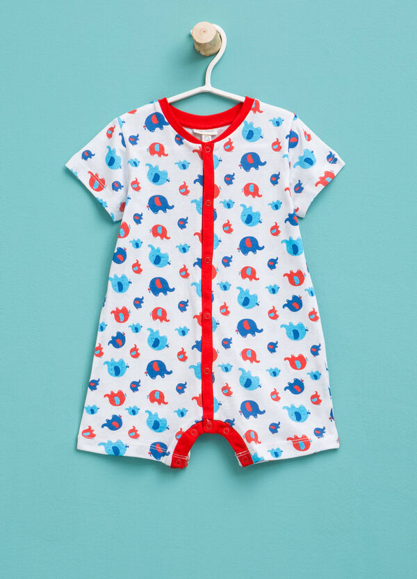 100% Biocotton sleepsuit | OVS
