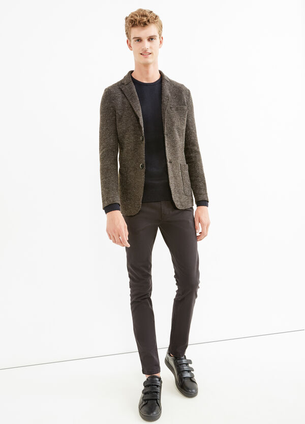 Two-button jacket with lapels | OVS