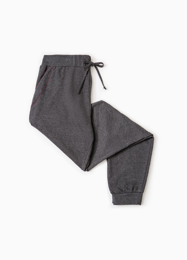 Pyjama trousers in 100% cotton | OVS