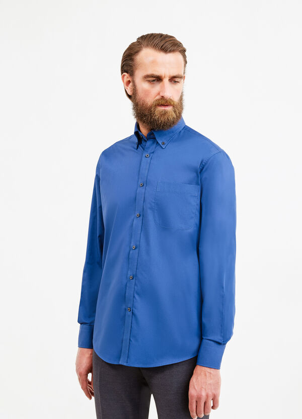 Formal shirt with pocket | OVS