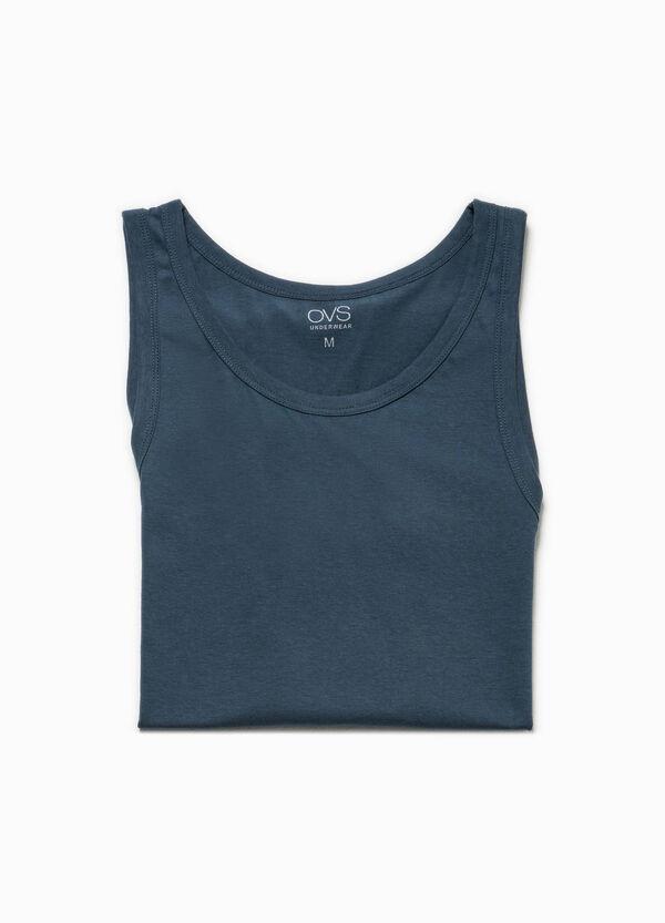 Round neck under vest | OVS