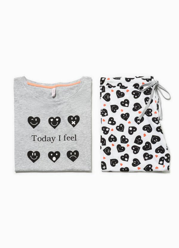 Pyjamas with print and pattern | OVS