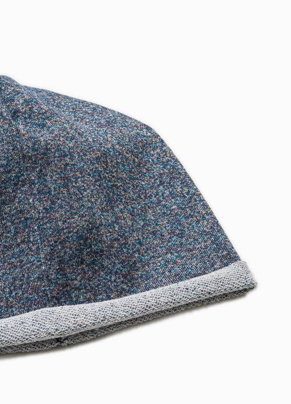 Beanie cap with lurex | OVS