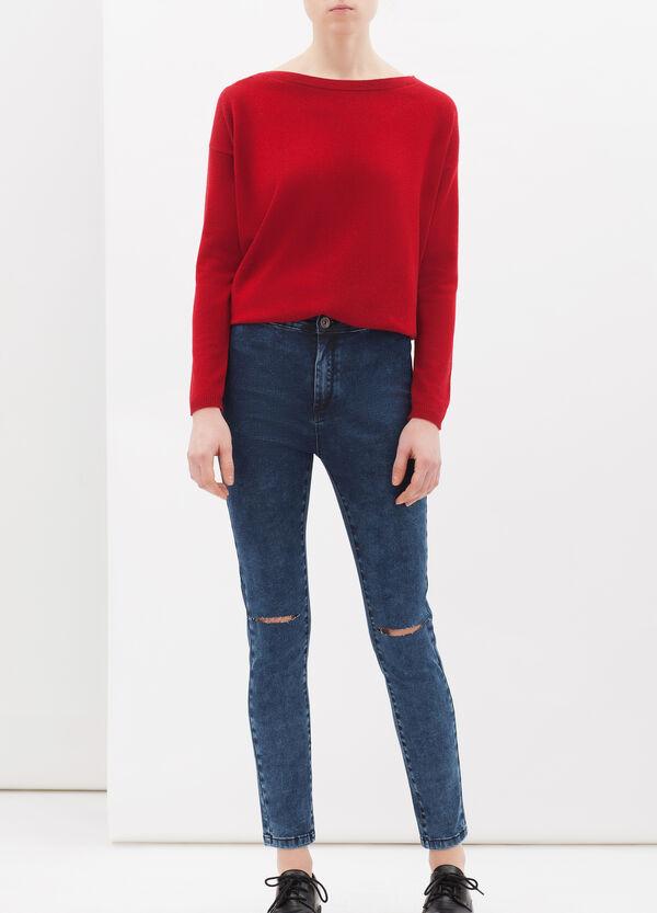 Pullover misto seta e cashmere | OVS