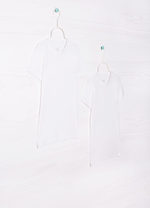 Two-pack solid colour T-shirts | OVS