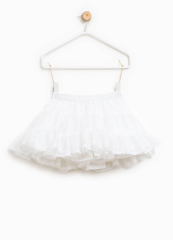 Lined tulle skirt | OVS