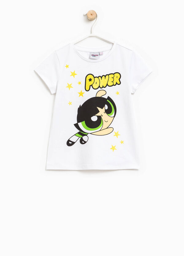 T-shirt stampa The Powerpuff Girls | OVS