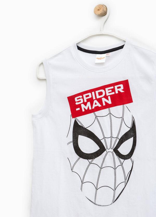 Canottiera in puro cotone Spiderman | OVS