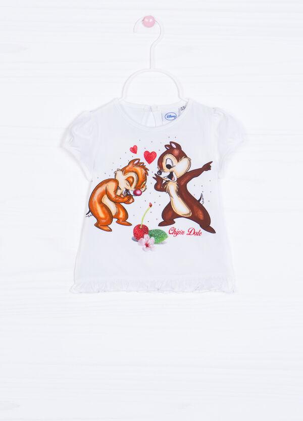 Chip&Dale stretch cotton T-shirt | OVS