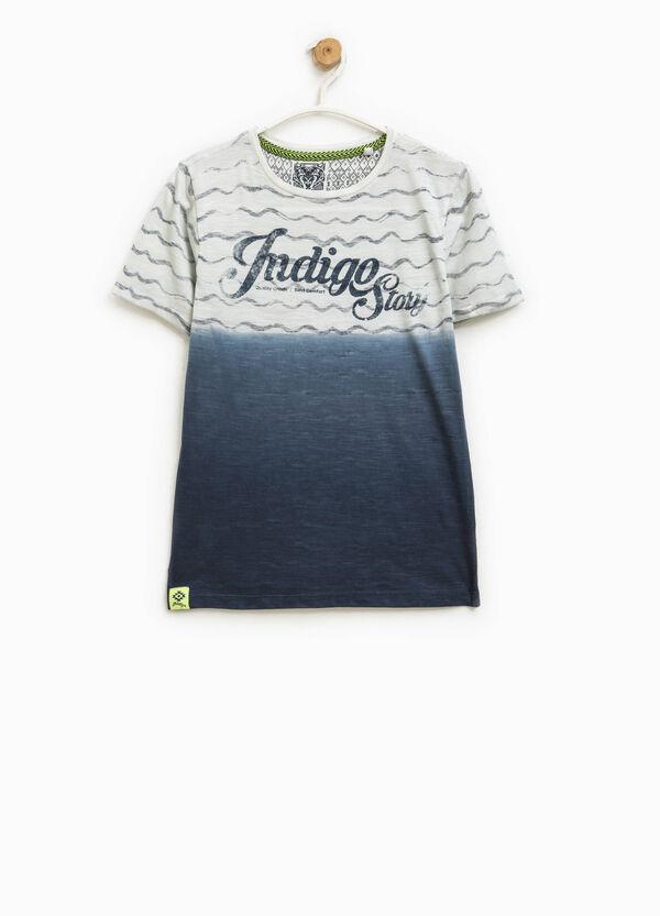 Degradé cotton T-shirt | OVS