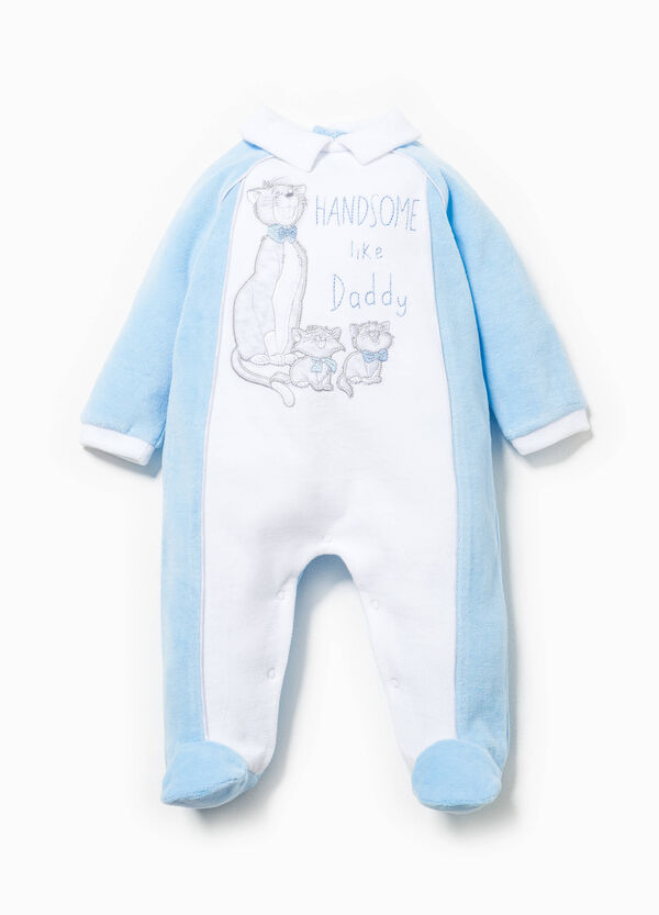 Onesie with Aristocats patch | OVS