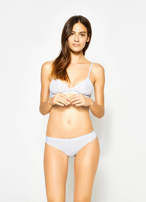 Two-pack triangle bras | OVS