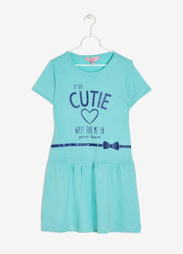 Short printed dress | OVS