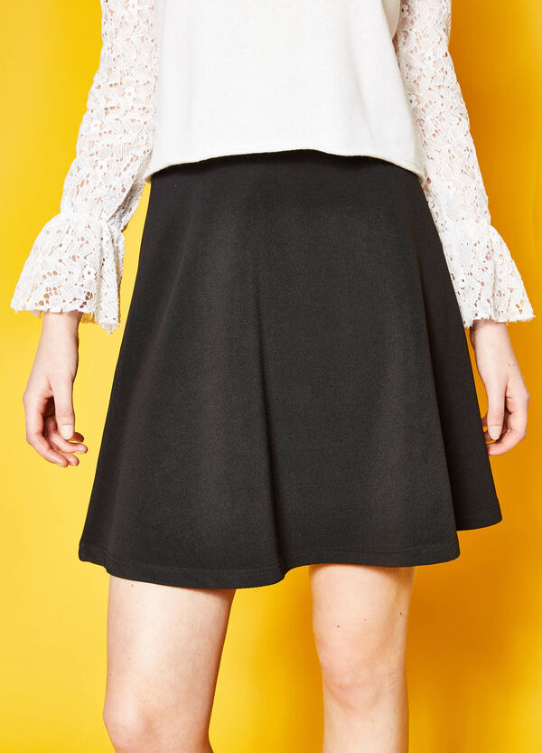 Stretch full skirt | OVS