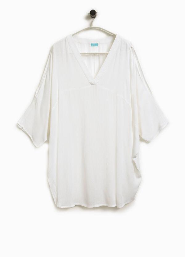 Kaftan with three-quarter sleeves | OVS