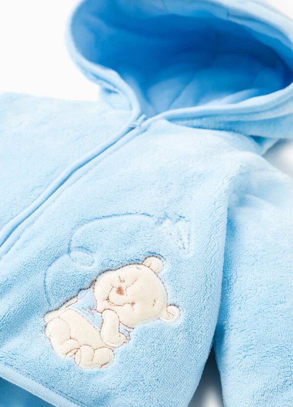 Jacket with Winnie the Pooh patch | OVS