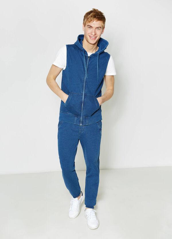 Sleeveless hoodie | OVS