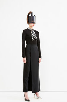 Culottes, Jean Paul Gaultier for OVS, Black, hi-res
