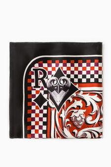 Foulard, Jean Paul Gaultier for OVS, Multicolour, hi-res