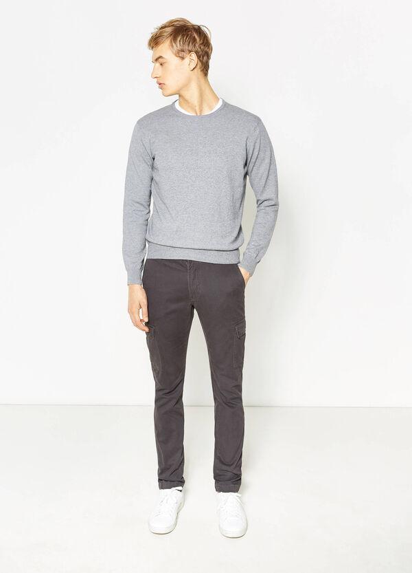 Pantalón cargo slim fit | OVS