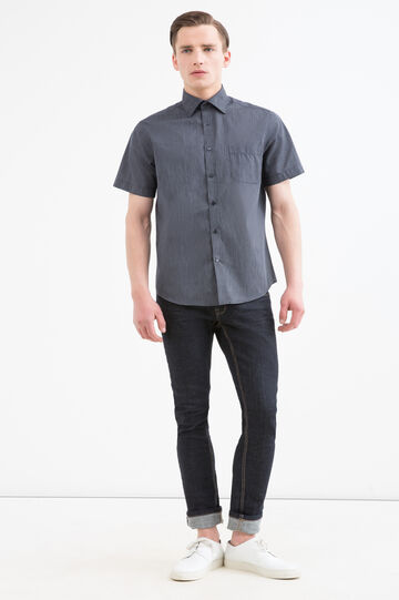 Camicia fantasia regular fit