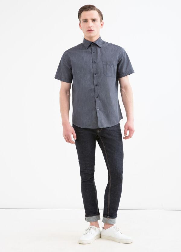 Camicia fantasia regular fit | OVS
