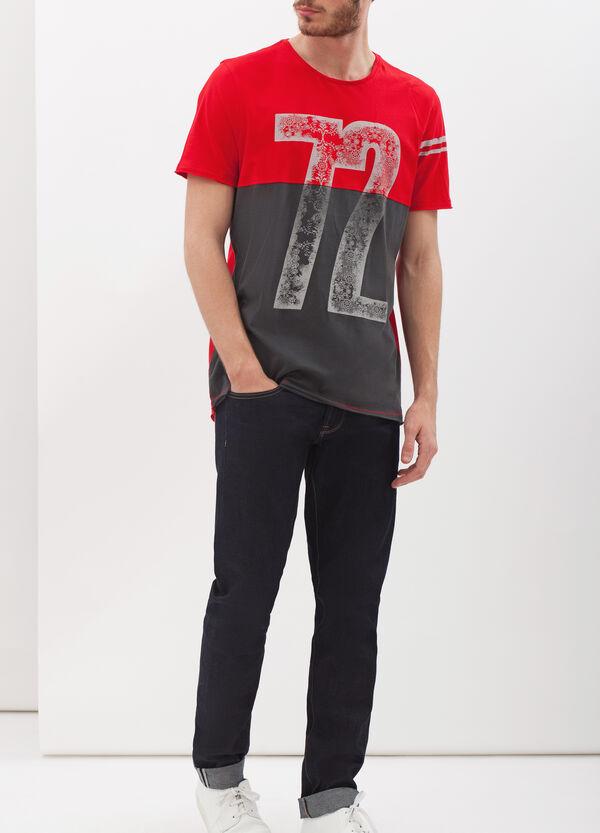 T-shirt con maxi stampa | OVS