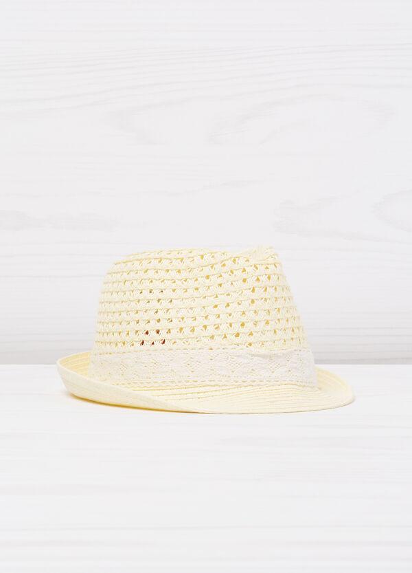 Cappello con pizzo | OVS