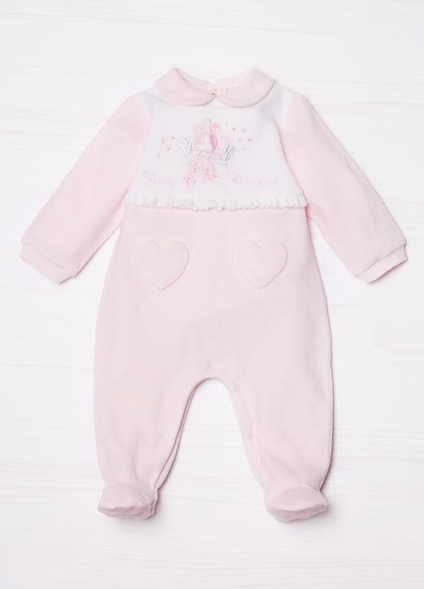 Minnie Mouse cotton blend onesie | OVS
