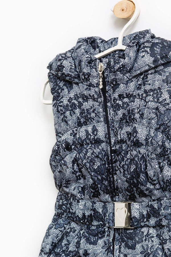 Gilet imbottito stampa all-over | OVS