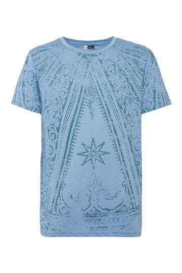 T-shirt maxi stampa OVS Arts of Italy