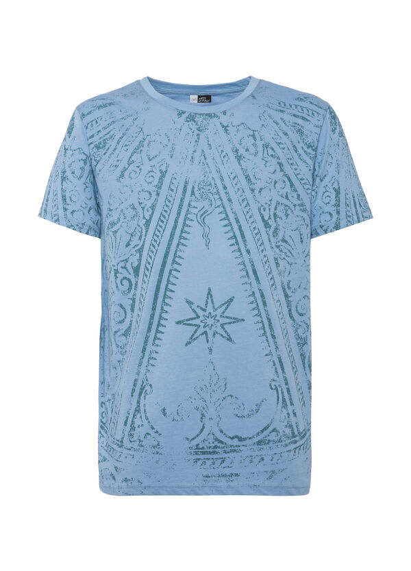 OVS Arts of Italy T-shirt with maxi print | OVS