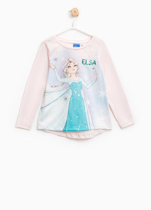 T-shirt con maxi stampa Frozen | OVS