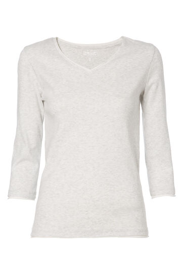 Smart Basic V-neck T-shirt