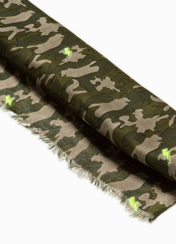 Pashmina fantasia camouflage | OVS