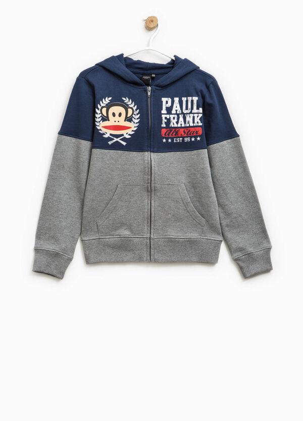Hoodie with Paul Frank print | OVS