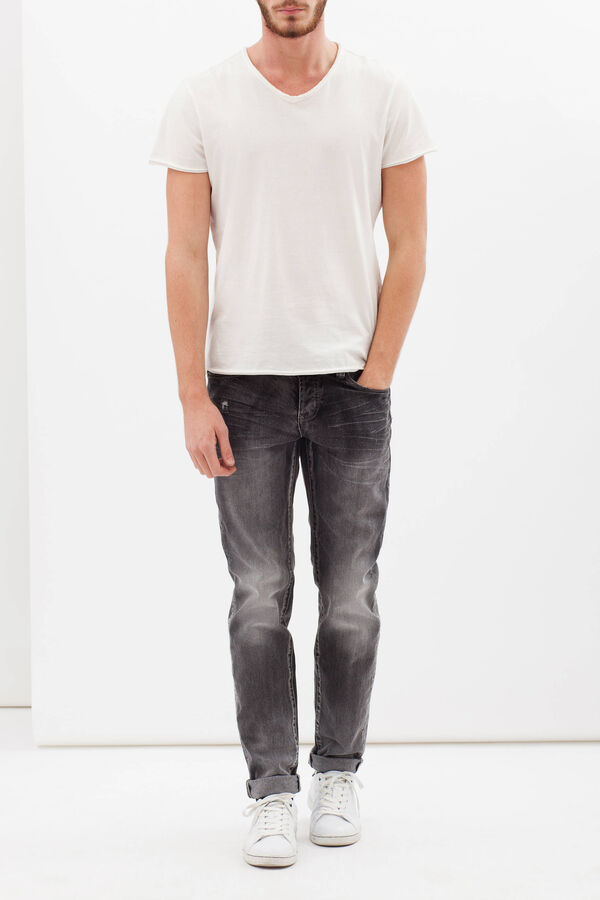 Faded effect jeans | OVS