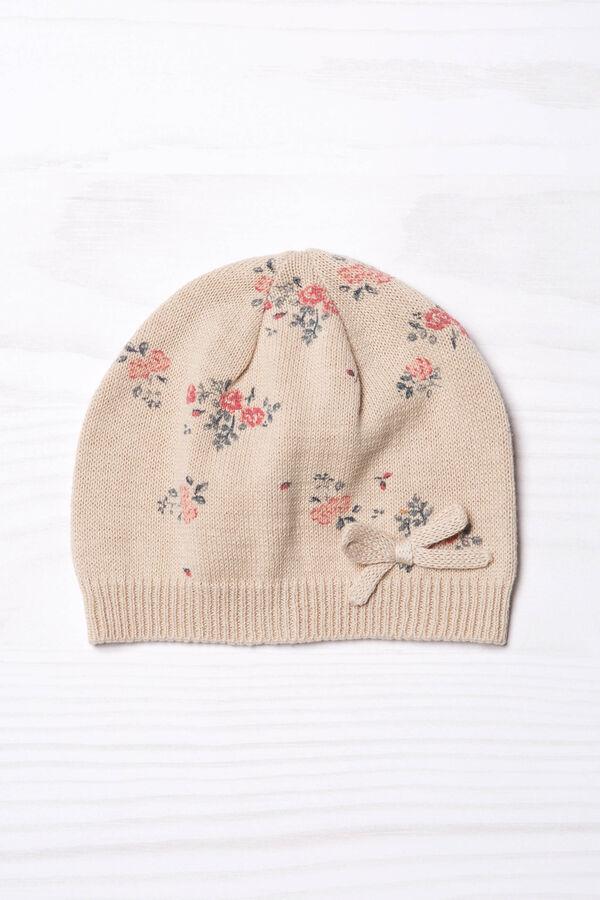 Cappello a cuffia fantasia floreale | OVS