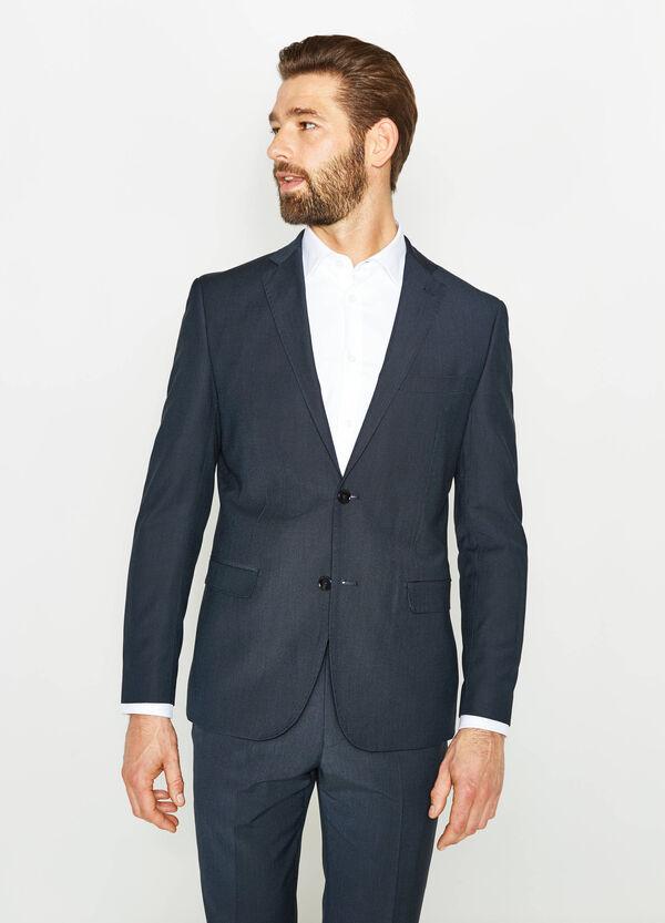 Viscose blend, regular-fit dress | OVS